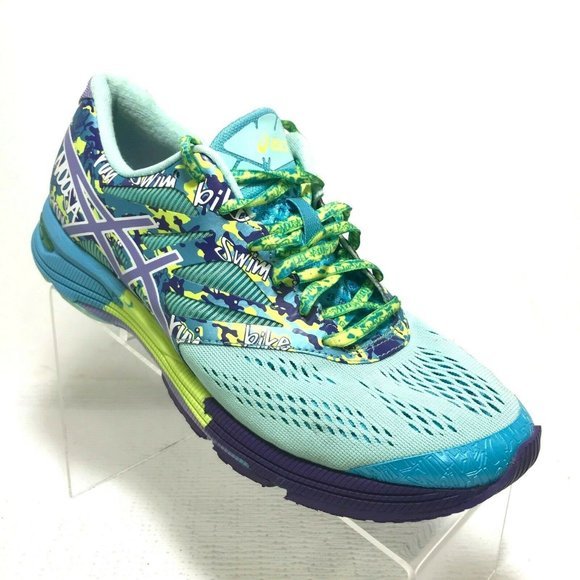 Asics Shoes - ASICS Gel Noosa Tri 10 Womens Multi Running Shoes